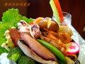 海鮮火鍋 (Seafood Pot)